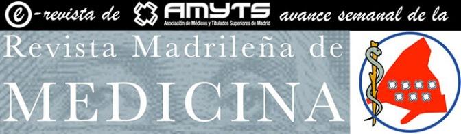 De nuevo, como cada domingo, ya esta disponible la e-revista de @AMYTSMEDICOS