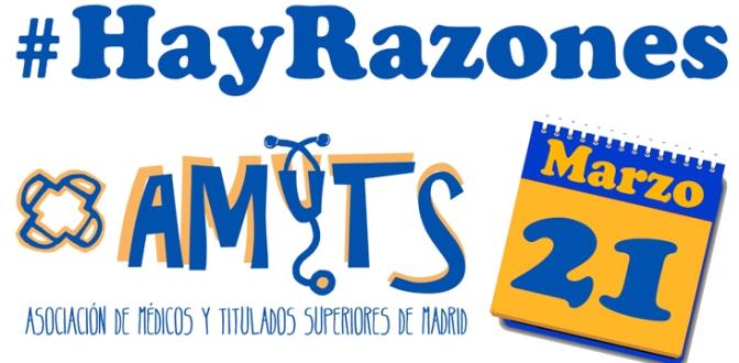 Nueva e-revista de @amytsmedicos, con el movimiento #HayRazones, muchas razones
